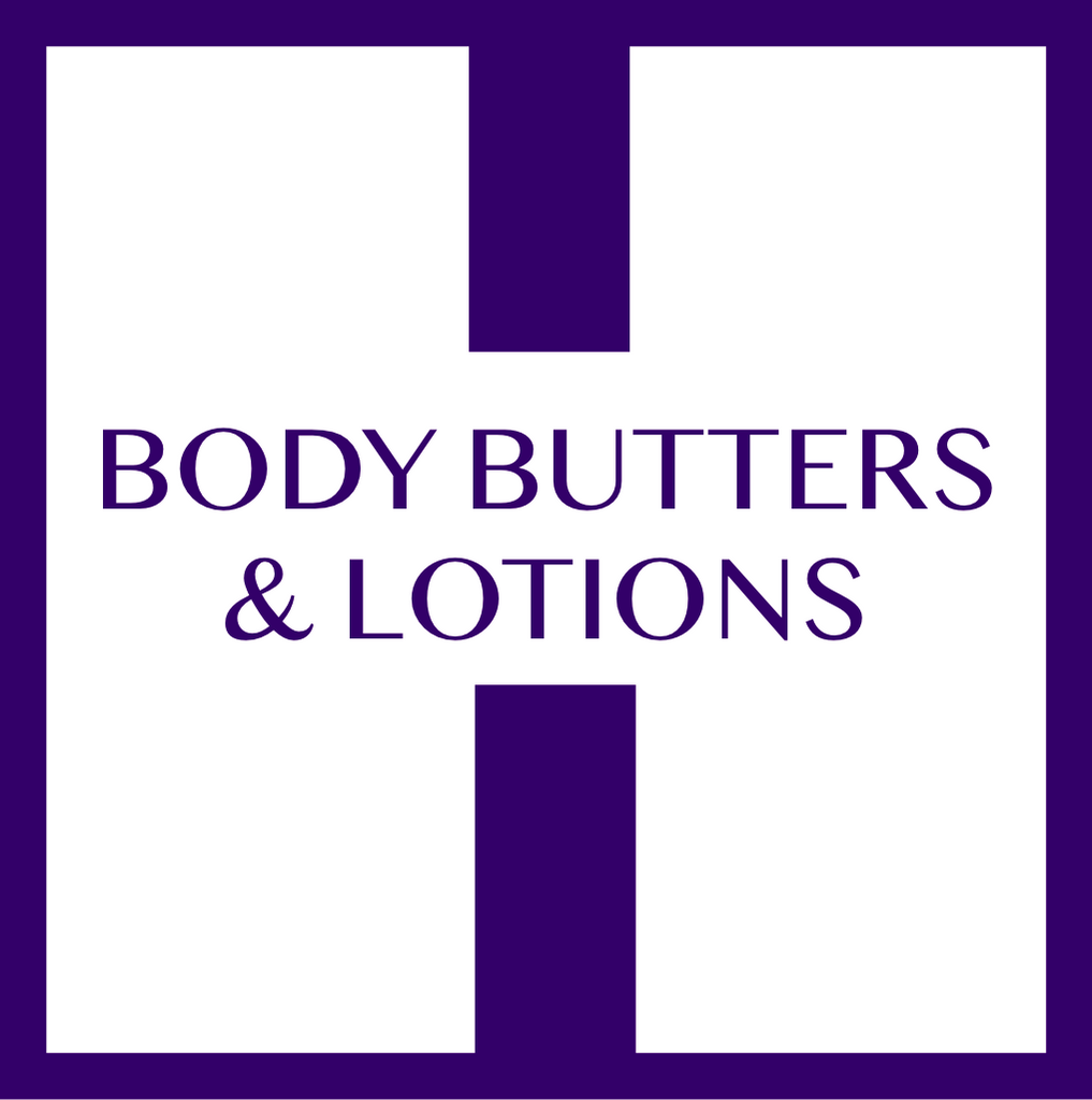 Body Butters & Lotions