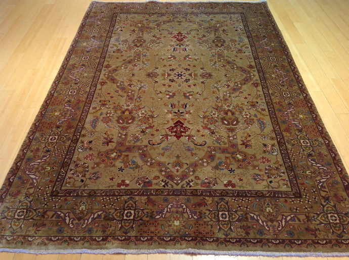 Beautiful Interior-Decorator Pretty New Zealand Wool Oriental Traditional Design Amazing Handknotted Rug