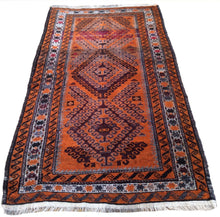 Load image into Gallery viewer, Oriental rugs, hand-knotted carpets, sustainable rugs, classic world oriental rugs, handmade, United States, interior design,  Brrsf-636