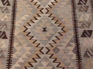 Beautiful Interior-Decorator Southwestern Design Kilim Lovely Flatweave Best Classy Handwoven Real Rug