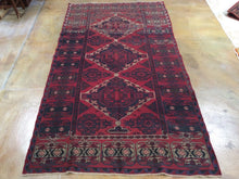 Load image into Gallery viewer, Beautiful Interior-Decorator Cw06Sf Russian Soumak Lovely Real Wool Handmade Kilim Flatweave Rug