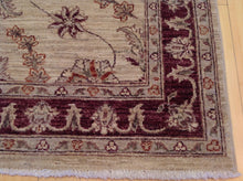 Load image into Gallery viewer, Fine Oriental Peshawar Chobi Ziegler Design Splendid Handknotted Classy Amazing Unique Rug