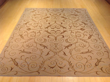 Load image into Gallery viewer, Hand-Knotted Handmade Modern Wool & Silk Rug (Size 8.0 x 10.0) Brral-5856
