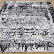 Load image into Gallery viewer, Hand-Knotted Modern Abstract Art Design Handmade Rug (Size 5.2 X 7.4) Brral-5418