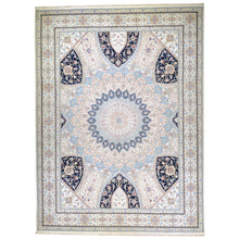 Load image into Gallery viewer, Oriental rugs, hand-knotted carpets, sustainable rugs, classic world oriental rugs, handmade, United States, interior design,  Brral-5640