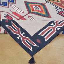 Load image into Gallery viewer, Hand-Woven Southwestern Design Handmade Wool Rug (Size 5.11 X 8.11) Brral-6042