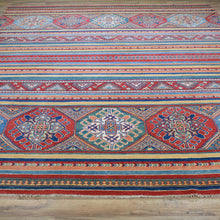 Load image into Gallery viewer, Hand-Knotted Korjan Design Handmade Wool Rug (Size 8.0 X 10) Brral-6126