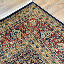 Load image into Gallery viewer, Hand-Knotted Oriental Geometric Design Wool Handmade Rug (Size 9.4 X 12.1) Brral-6180