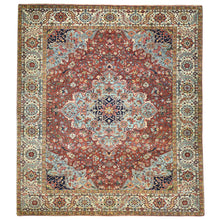 Load image into Gallery viewer, Oriental rugs, hand-knotted carpets, sustainable rugs, classic world oriental rugs, handmade, United States, interior design,  Brral-6321
