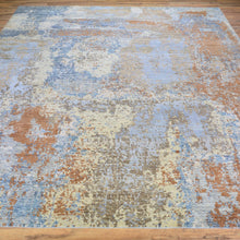 Load image into Gallery viewer, Hand-Knotted Modern Design Handmade Wool Rug (Size 8.0 X 10) Brral-6354