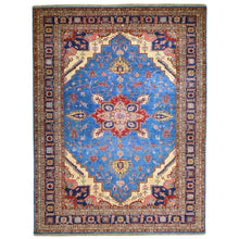 Load image into Gallery viewer, Oriental rugs, hand-knotted carpets, sustainable rugs, classic world oriental rugs, handmade, United States, interior design,  Brral-6411