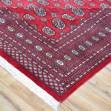 Load image into Gallery viewer, Hand-Knotted Turkmen Handmade Tribal Traditional Afghan Rug (Size 9.0 X 12.2) Brral-6432