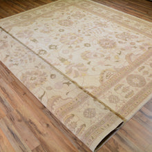 Load image into Gallery viewer, Hand-Knotted Afghan Tribal Oushak Design Rug (Size 8.10 X 11.9) Brral-6441