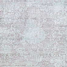 Load image into Gallery viewer, Hand-Knotted Oriental Wool Silk Broken Design Handmade Rug (Size 8.10 X 12.0) Brral-6450