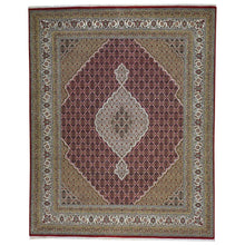 Load image into Gallery viewer, Hand-Knotted Tabriz Design Handmade Wool Rug (Size 8.0 X 10) Brral-6483