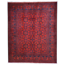 Load image into Gallery viewer, Oriental rugs, hand-knotted carpets, sustainable rugs, classic world oriental rugs, handmade, United States, interior design,  Brral-6498