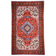 Load image into Gallery viewer, Oriental rugs, hand-knotted carpets, sustainable rugs, classic world oriental rugs, handmade, United States, interior design,  Brral-6534