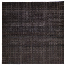 Load image into Gallery viewer, Hand-Knotted Modern Gabbeh Design Wool Handmade Rug (Size 6.7 X 6.6) Cwral-6561