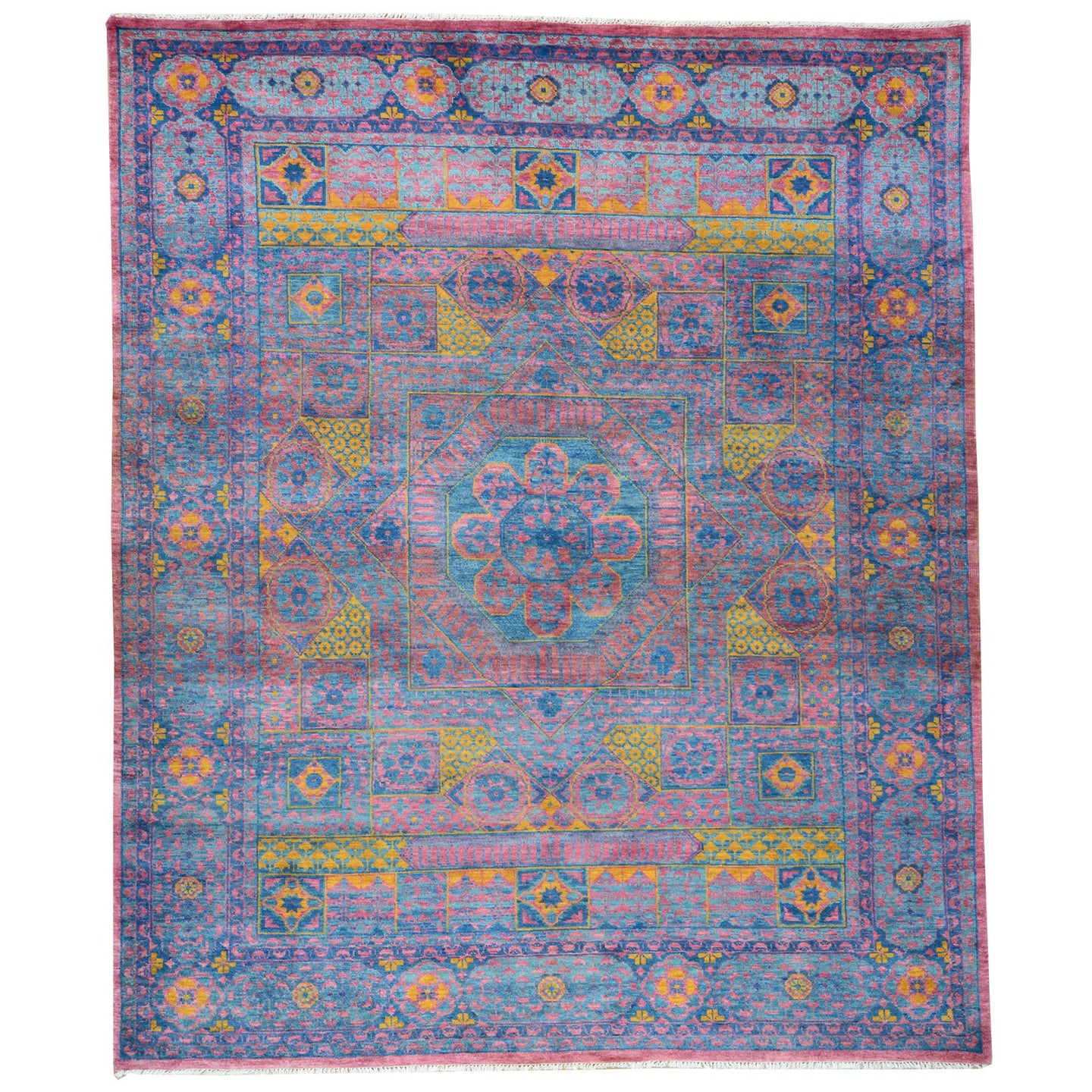 Oriental rugs, hand-knotted carpets, sustainable rugs, classic world oriental rugs, handmade, United States, interior design,  Brral-1050
