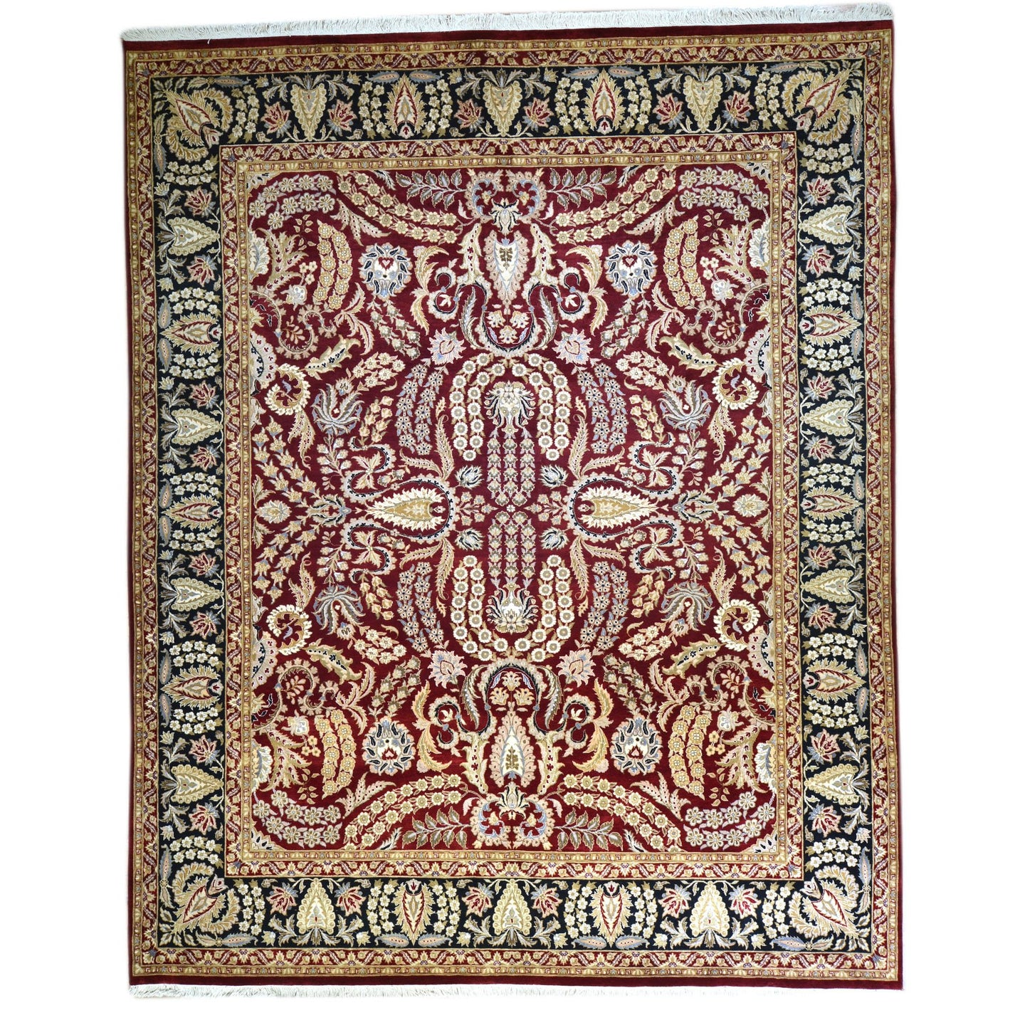 Oriental rugs, hand-knotted carpets, sustainable rugs, classic world oriental rugs, handmade, United States, interior design,  Brral-1083