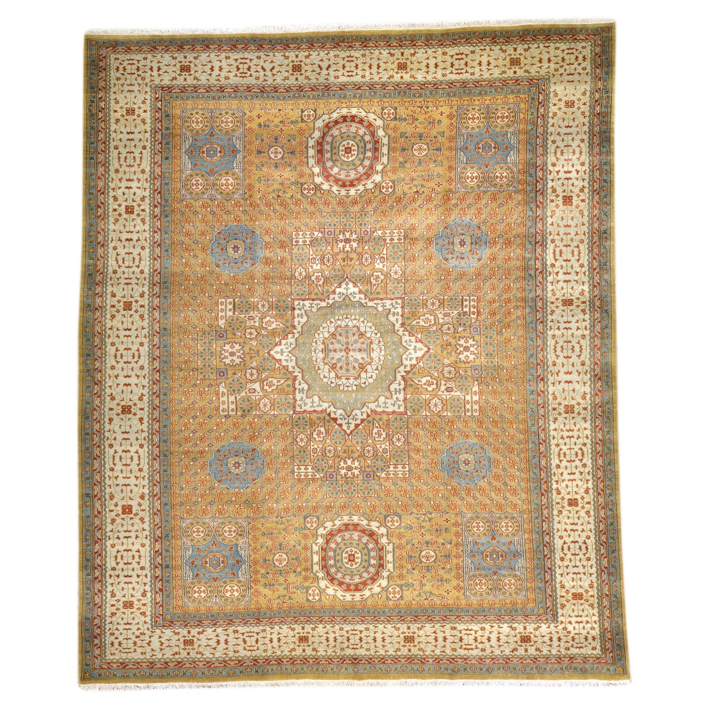 Oriental rugs, hand-knotted carpets, sustainable rugs, classic world oriental rugs, handmade, United States, interior design,  Brral-1185