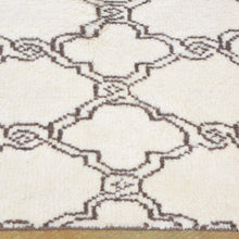 Load image into Gallery viewer, Hand-Knotted New Contemporary Design Wool Rug (Size 5.5 X 6.10) Brral-2319