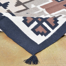 Load image into Gallery viewer, Hand-Woven Fine Southwestern Flatweave Handmade Wool Rug (Size 5.11 X 8.11) Brrsf-6045