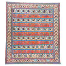 Load image into Gallery viewer, Oriental rugs, hand-knotted carpets, sustainable rugs, classic world oriental rugs, handmade, United States, interior design,  Brrsf-6057
