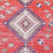 Load image into Gallery viewer, Hand-Knotted Vintage Persian Handmade Wool Rug (Size 4.10 X 6.5) Brrsf-6141
