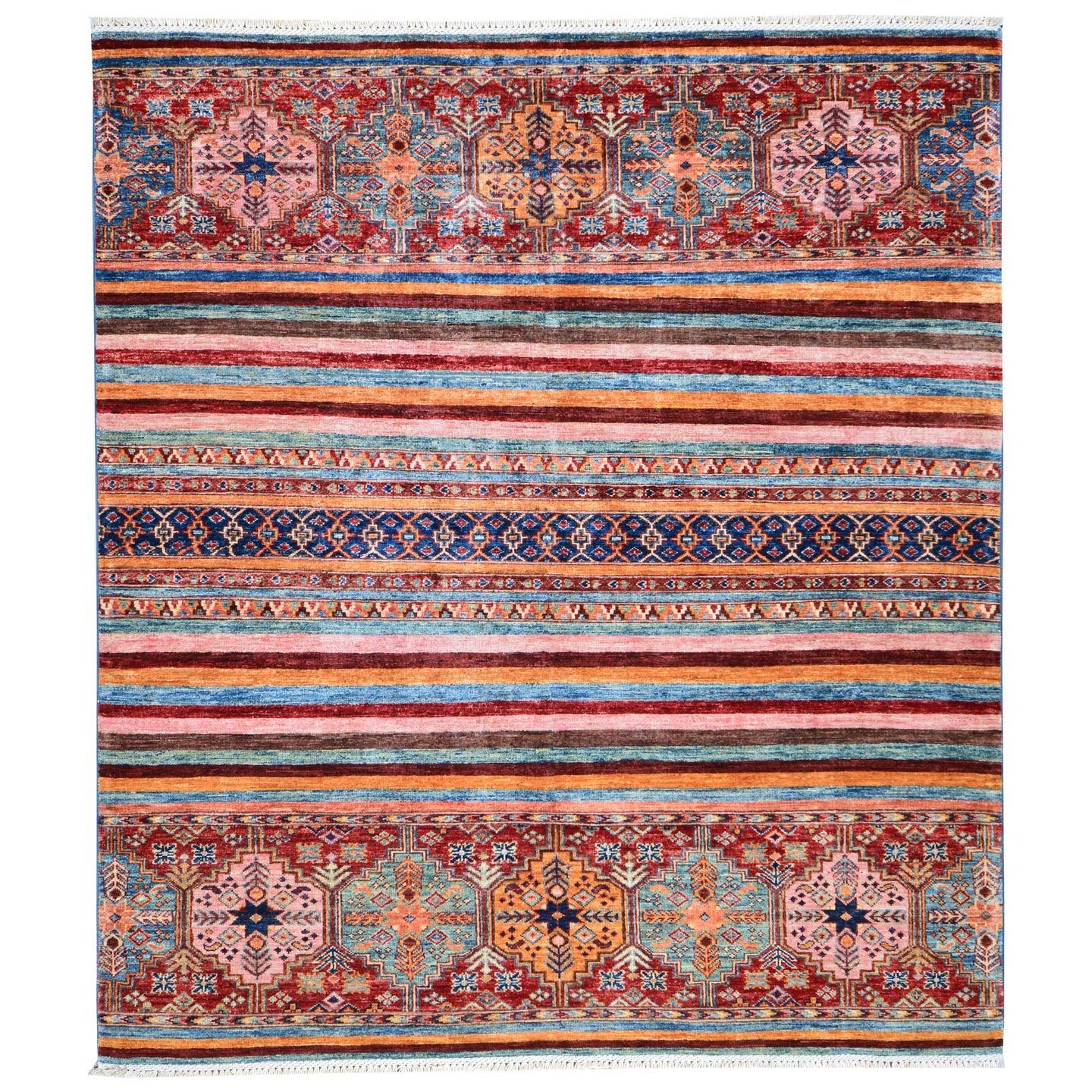 Oriental rugs, hand-knotted carpets, sustainable rugs, classic world oriental rugs, handmade, United States, interior design,  Brrsf-6147
