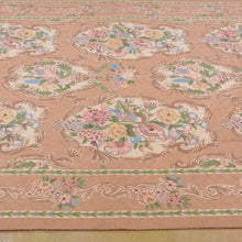 Load image into Gallery viewer, Chain-Stitched Fine India Handmade Wool Rug (Size 6.0 X 9.0) Brrsf-6162