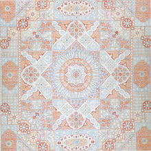 Load image into Gallery viewer, Hand-Knotted Mamluk Egyptian Design Handmade Wool Rug (Size 8.10 X 11.10) Brrsf-1203