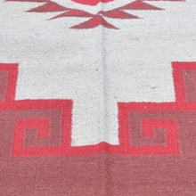 Load image into Gallery viewer, Hand-Woven Southwestern Design Handmade Wool Rug (Size 8.2 X 10.0) Brrsf-1653