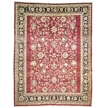 Load image into Gallery viewer, Oriental rugs, hand-knotted carpets, sustainable rugs, classic world oriental rugs, handmade, United States, interior design,  Brral-3915