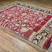 Load image into Gallery viewer, Hand-Knotted Peshawar Chobi Traditional Oushak Wool Rug (Size 8.10 X 11.6) Brral-3915