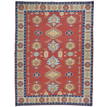 Load image into Gallery viewer, Oriental rugs, hand-knotted carpets, sustainable rugs, classic world oriental rugs, handmade, United States, interior design,  Brral-4113