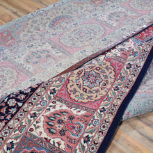 Load image into Gallery viewer, Hand-Knotted Fine Bakhtiari Persian Design Handmade Wool Rug (Size 9.5 X 12.5) Brral-4791
