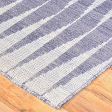 Load image into Gallery viewer, Hand-Woven Modern Reversible Handmade Kilim Wool Rug (Size 3.8 X 5.8) Brral-5136