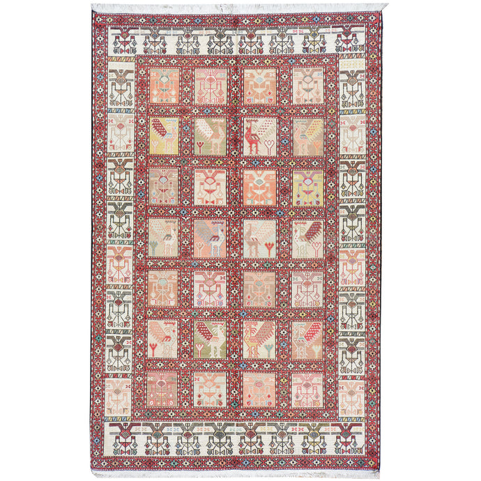 Oriental rugs, hand-knotted carpets, sustainable rugs, classic world oriental rugs, handmade, United States, interior design,  Brral-5259