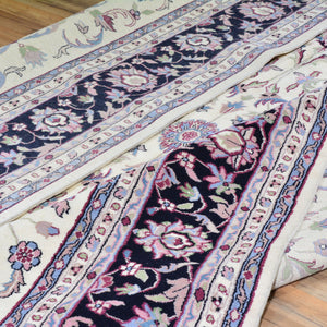 Hand-Knotted Oriental Mahal Design Wool Rug (Size 10.0 X 13.11) Brral-5643
