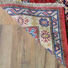 Load image into Gallery viewer, Hand-Knotted Caucasian Tribal Kazak Handmade Wool Rug (Size 2.0 X 3.0) Cwral-5754