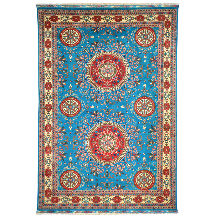 Oriental rugs, hand-knotted carpets, sustainable rugs, classic world oriental rugs, handmade, United States, interior design,  Cwral-6753