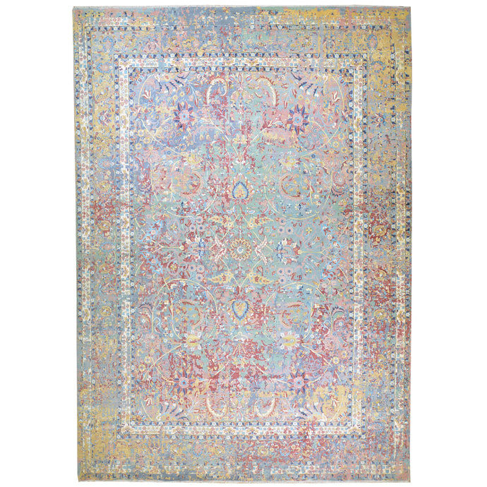 Oriental rugs, hand-knotted carpets, sustainable rugs, classic world oriental rugs, handmade, United States, interior design,  Cwral-7425