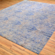 Load image into Gallery viewer, Hand-Knotted Modern Style Handmade Wool/Silk Rug (Size 8.0 X 10.0) Cwral-7479