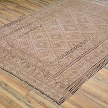 Load image into Gallery viewer, Soumak Handmade Tribal Flatweave Wool Rug (Size 5.1 X 7.1) Brrsf-1335