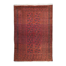 Load image into Gallery viewer, Oriental rugs, hand-knotted carpets, sustainable rugs, classic world oriental rugs, handmade, United States, interior design,  Brral-5493