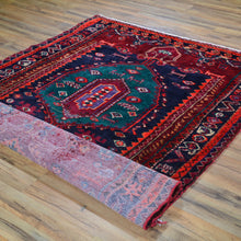 Load image into Gallery viewer, Hand-Knotted Persian Vintage Wool Handmade Rug (Size 4.6 X 6.6) Brral-2229