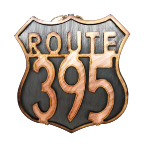 Route 395 Ornament