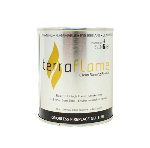 TerraFlame Gel Fuel
