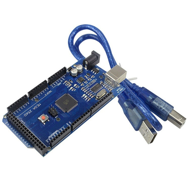 NEW MEGE 2560 R3 Development Board CH340G ATMEGA 2560 Kit USB Cable For Arduino